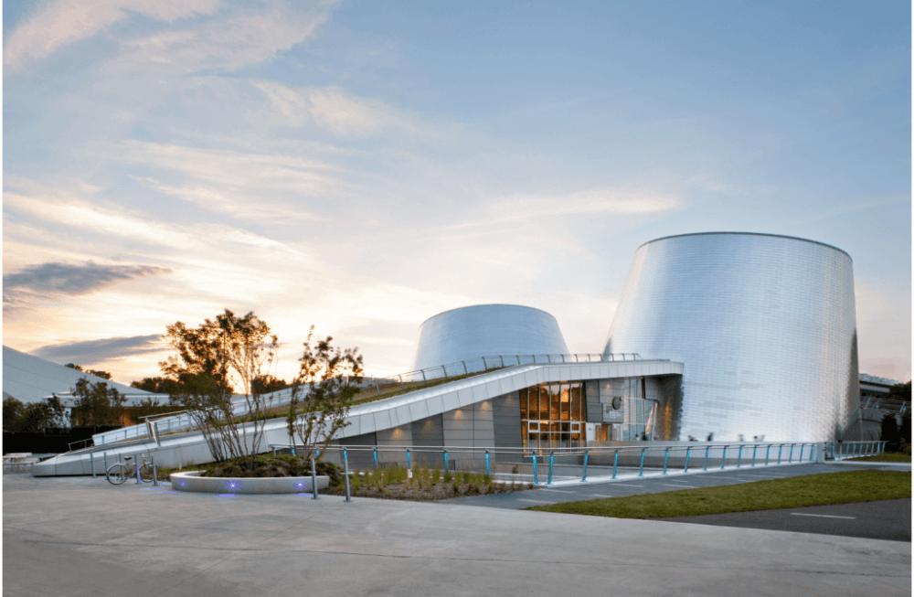 Photo of the project Montreal's Rio Tinto Alcan Planetarium