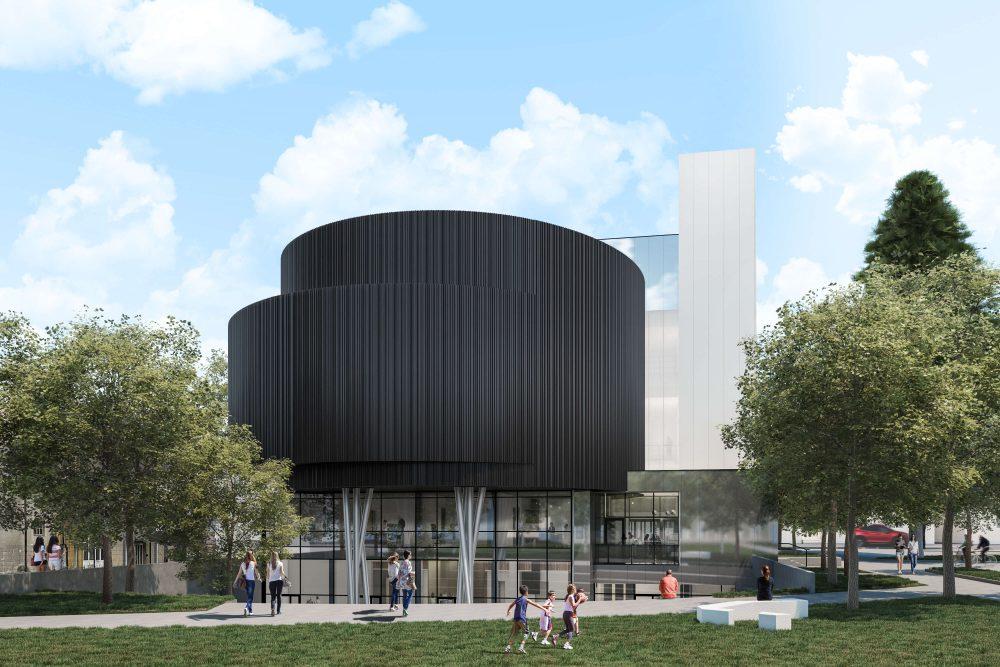 Équipement de diffusion de la culture scientifique, technique et industrielle des Grands Moulins de Villancourt