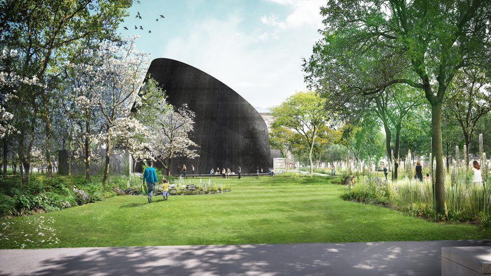 Photo du projet  Planétarium Université de Strasbourg