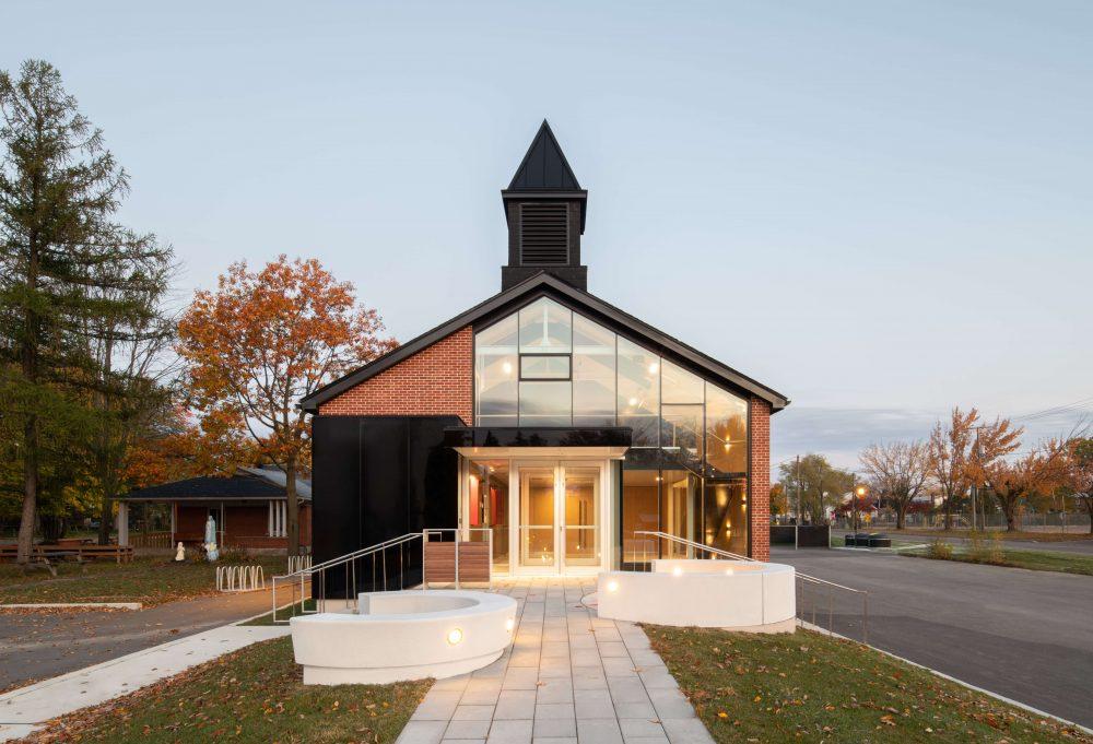 Photo du projet  Centre de création de Boisbriand